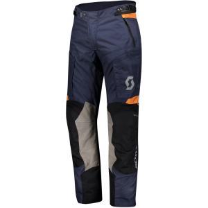 Kalhoty na motorku SCOTT Dualraid Dryo tmavě modré výprodej