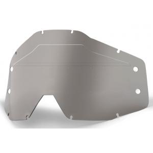 Kouřové plexi pro dětské motokrosové brýle Accuri Forecast