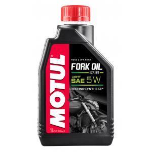 Olej do tlumičů Motul Fork Oil 5W 1L