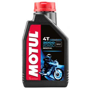 Olej Motul 3000 20W-50 1 litr