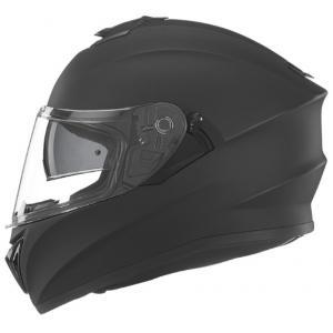 Integrální přilba na motorku NOX N918 černá matná