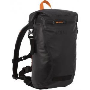 Vodotěsný batoh Oxford AQUA EVO černo-oranžový 22 l