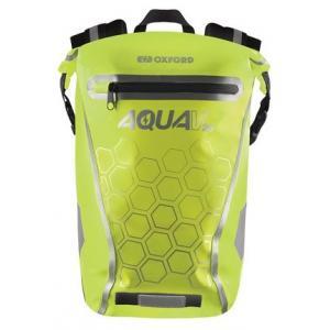 Vodotěsný batoh Oxford AQUA V20 fluo žlutý 20 l
