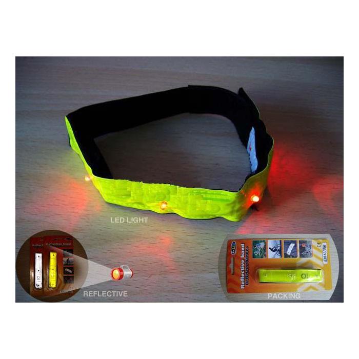 3M Reflexní paska s LED světly