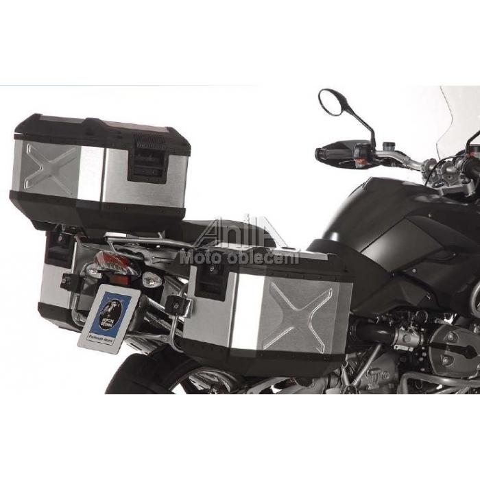 Boční hliníkové kufry na motorku, Hepco&Becker-Explorer 30 l