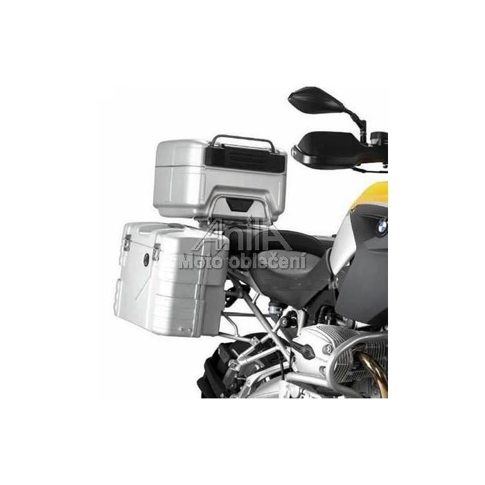 Boční plastové moto kufry Hepco & Becker-Gobi 37 l