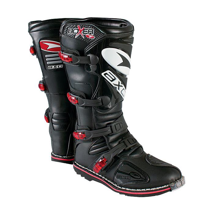 Enduro boty na motorku AXO BOXER MX