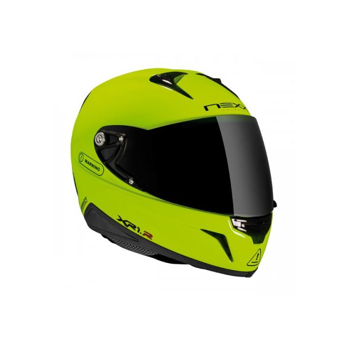 Integrální moto přilba Nexx XR1.R neon