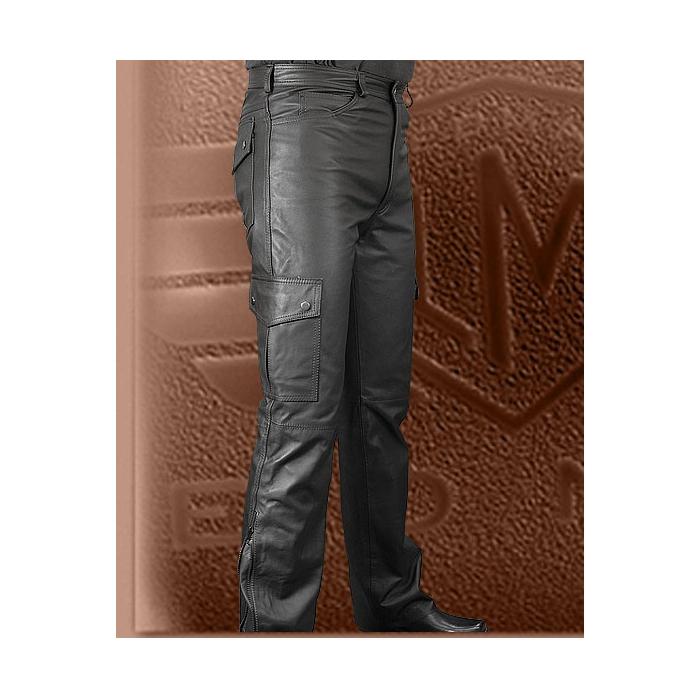 Kožené kalhoty na motorku Kapsáče výprodej