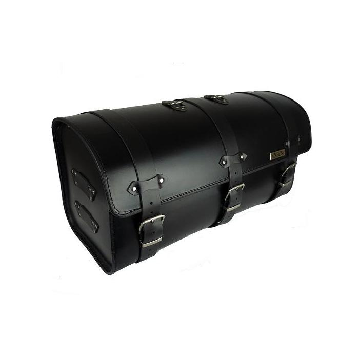 Kožený moto kufr na motorku Chopper RSA-4A