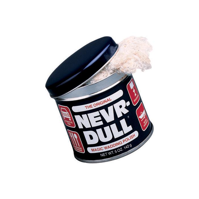 Leštící a čistící vata na chrom a kovy NEVR-DULL