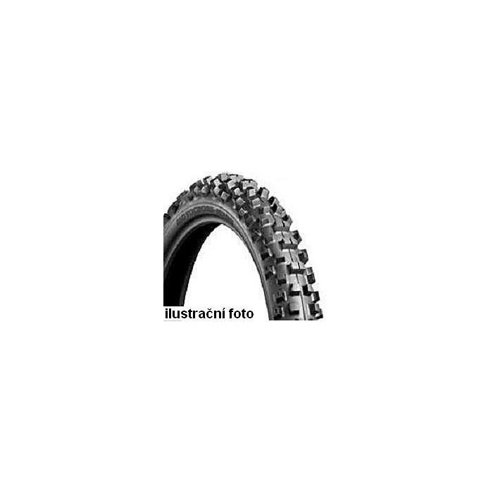 Moto pneu Bridgestone-Cross 110/90-19 M102