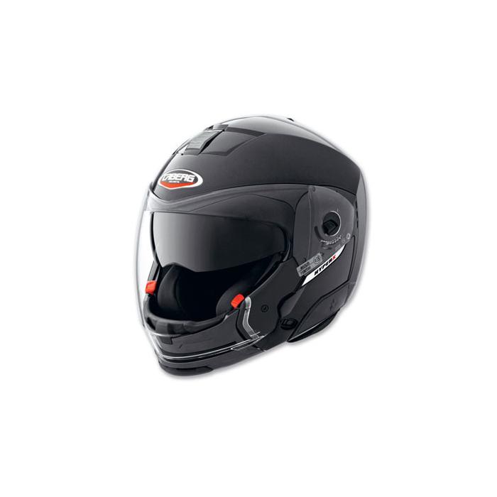 Moto přilba CABERG HYPER X Smart black výprodej