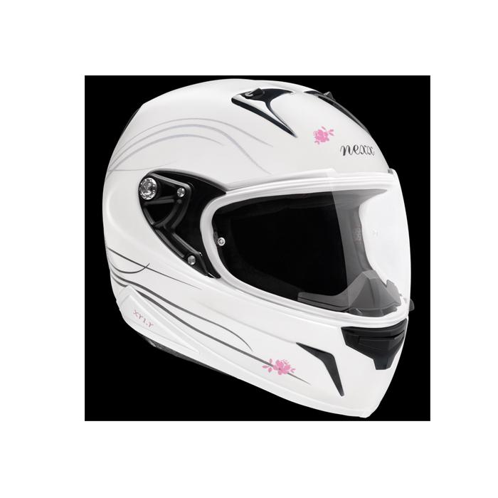 Moto přilba Nexx-XR1.R Glam dámská