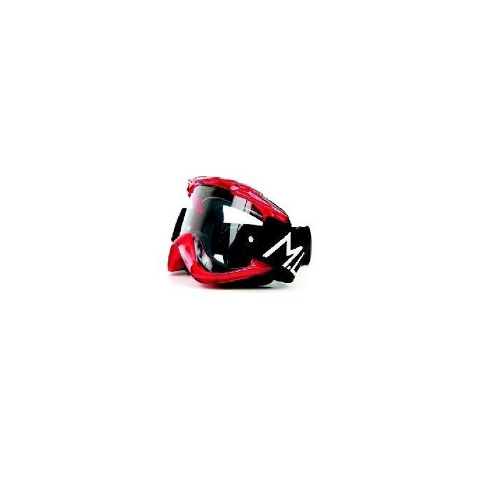 Motokrosové brýle M-Line T7061 červené