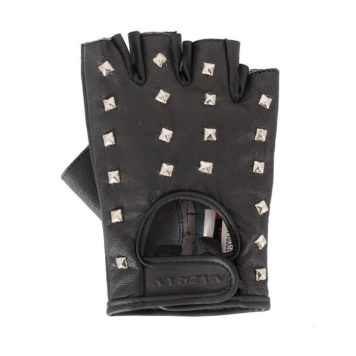 Motorkářské rukavice Nazran rukavice s cvoky