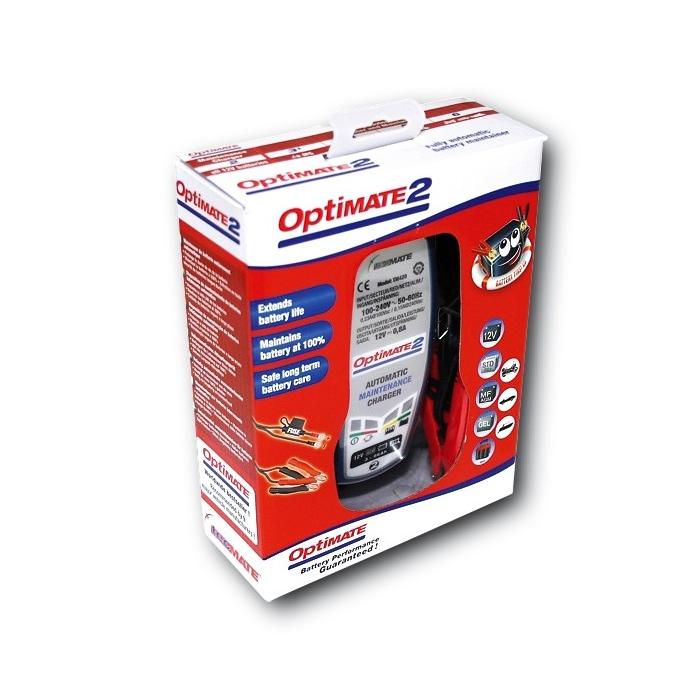 Nabíječka baterií - Optimate 2