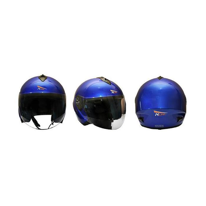 Otevřená motocyklová přilba s plexi M-Line V510