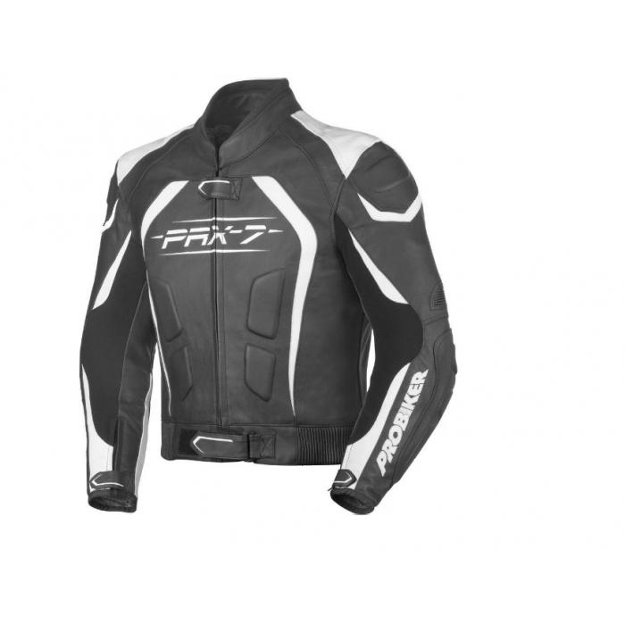 Pánská kožená bunda na moto Probiker PRX-7 výprodej