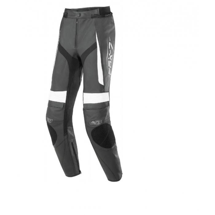 Pánské kožené moto kalhoty Probiker PRX-7