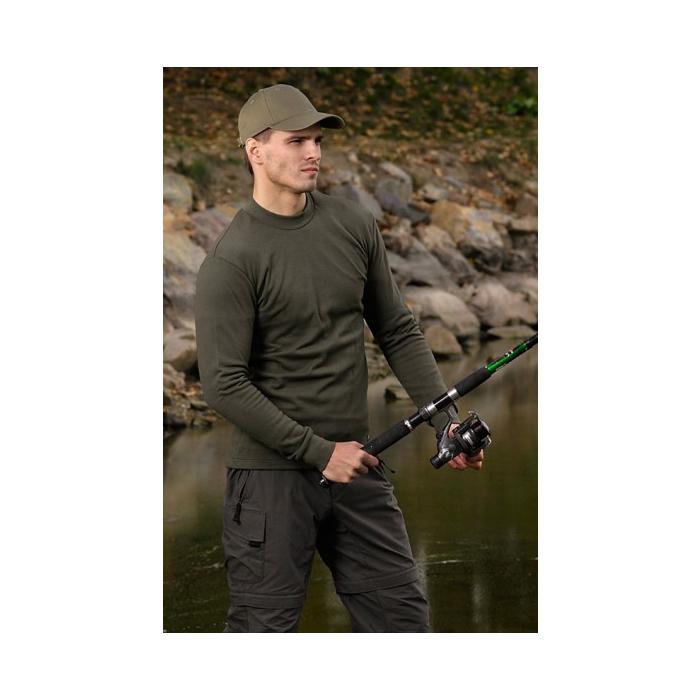 Pánské triko s dlouhým rukávem Klimatex-Alg - vel. L
