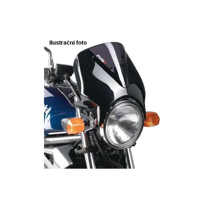 Plexi na moto kouřové