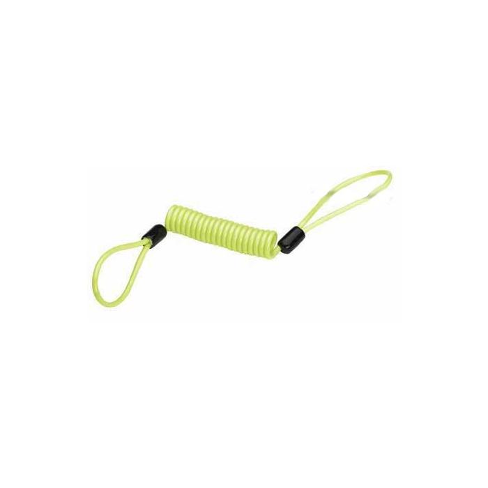 Spirálový kabel pro zámek na kotouč