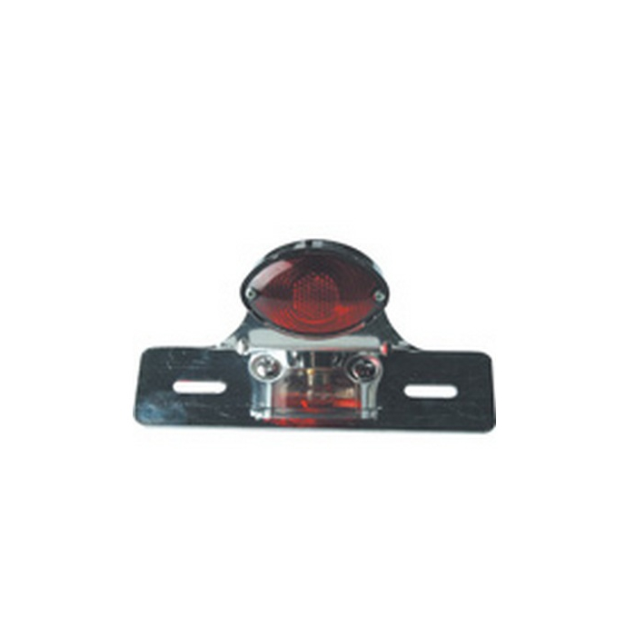 Universální zadní světlo Emgo 62-21601 s držákem SPZ