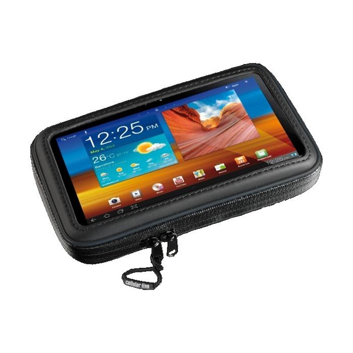 Voděodolný držák na řídítka pro smartphony a navigace do 5,4