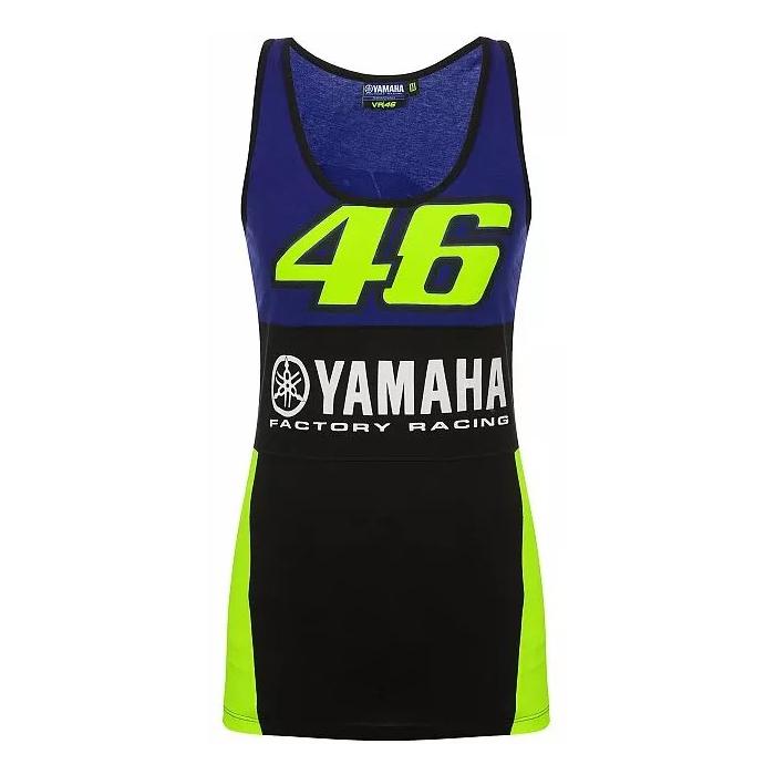 Dámské tílko VR46 Valentino Rossi Yamaha