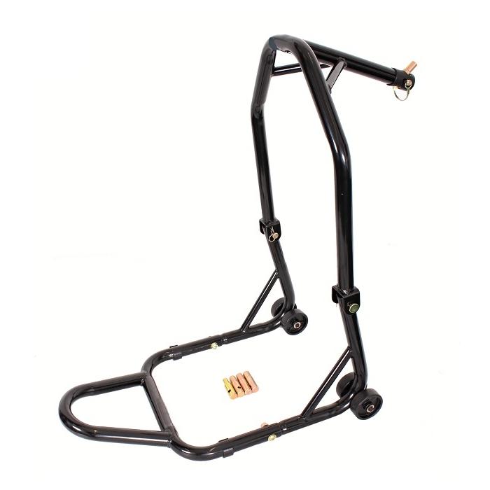 Moto stojan R-TECH přední pod krk řízení
