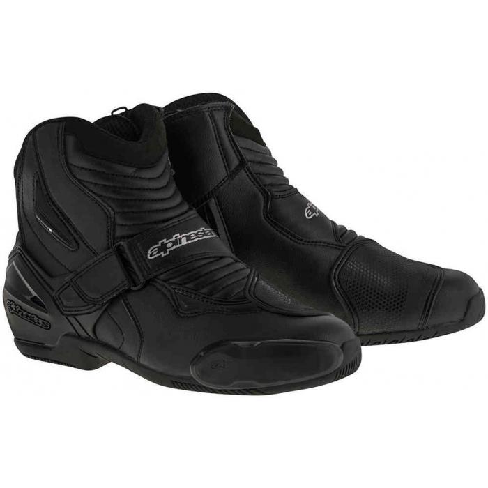 Boty na motorku Alpinestars SMX-1 R černé výprodej