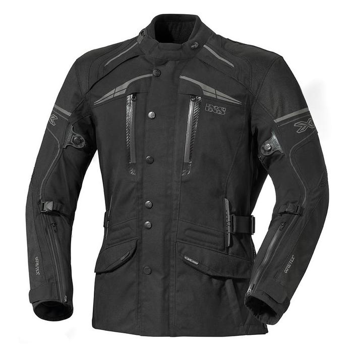 Dámská bunda na motorku iXS Montgomery černá