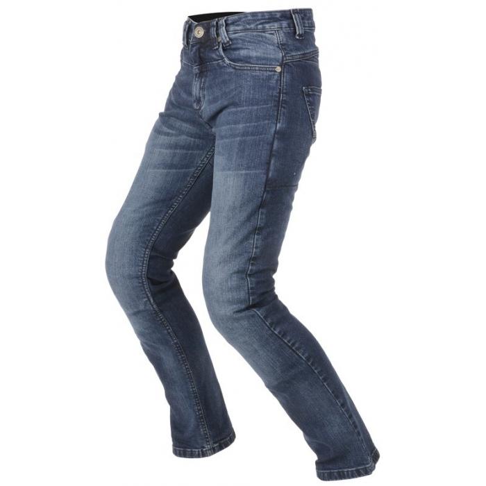 Dámské jeansy na motorku Ayrton Modus modré výprodej
