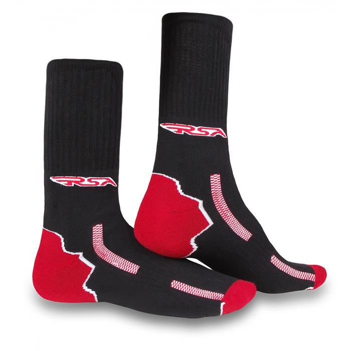 Funkční ponožky na motorku RSA Long