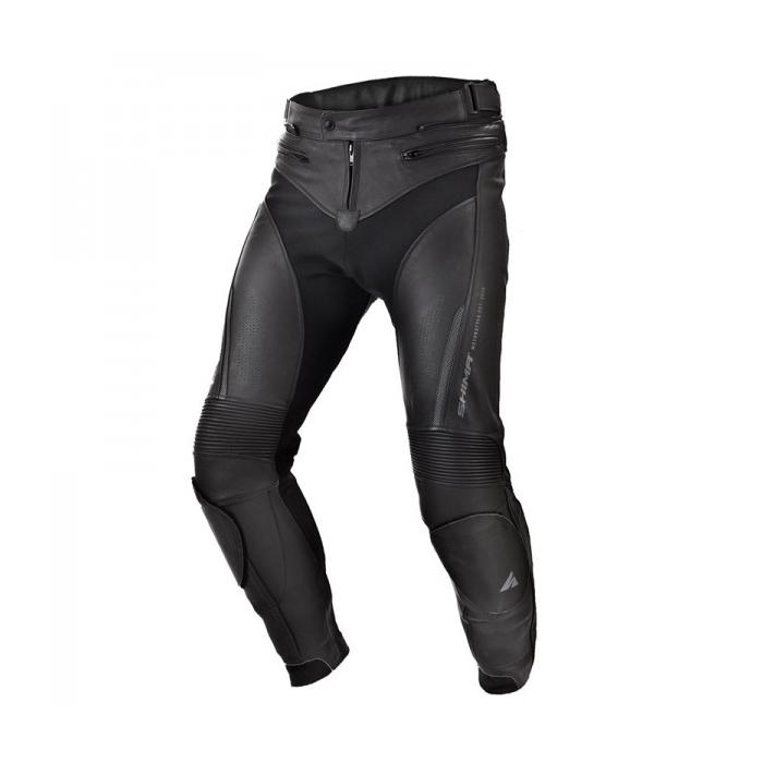 Kalhoty na motorku Shima Chase černé