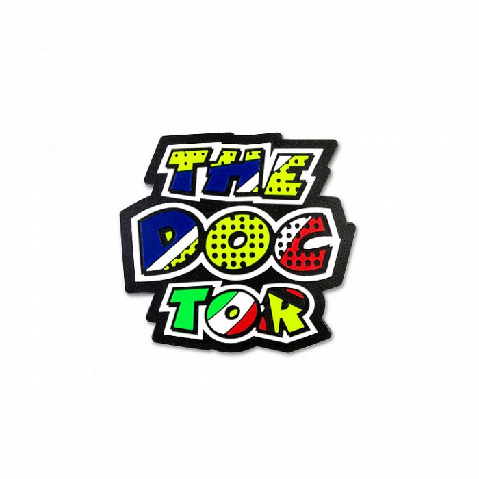 Magnet VR46 Valentino Rossi POP ART THE DOCTOR