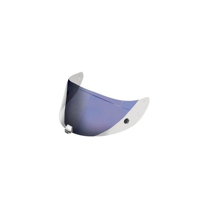 Modře iridiové plexi HJC HJ-31