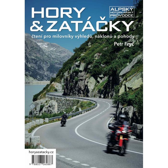 Motorkářský průvodce HORY & ZATÁČKY