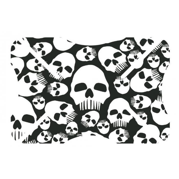 Protektor laku přilby Oxford Helmet Bumper Skullz