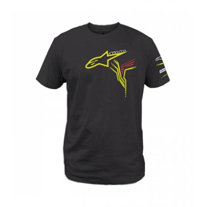 Triko Alpinestars GP Plus Tee černé