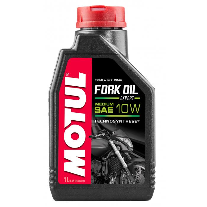 Olej do tlumičů Motul Fork Oil 10W 1L