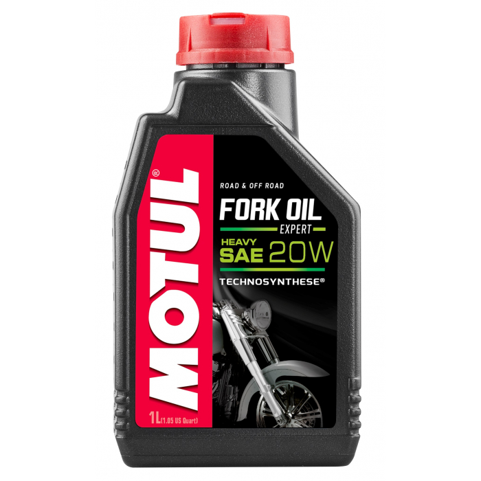 Olej do tlumičů Motul Fork Oil 20W 1L výprodej